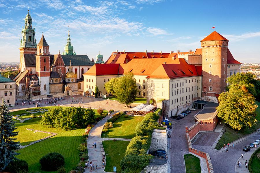 قلعة كراكوف