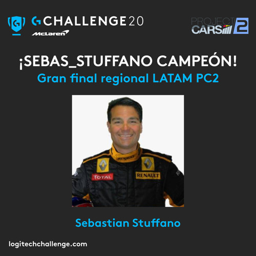 Simracer argentino gana la Gran Final de Logitech McLaren G Challenge Latinoamérica y vivirá la experiencia McLaren