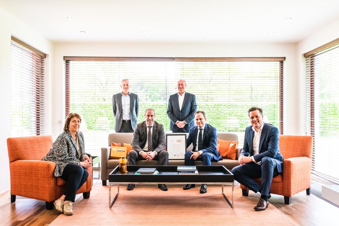 Limburgse bedrijven vieren 2.316-jarig jubileum