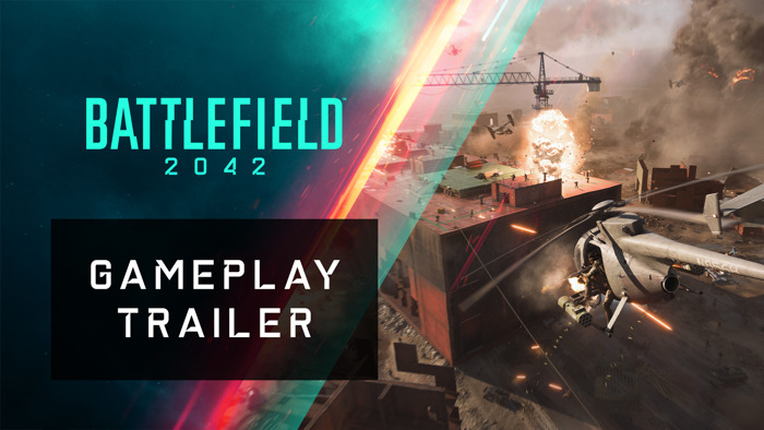 Découvrez le trailer de gameplay de Battlefield 2042 dévoilé pendant la conférence Xbox de l'E3