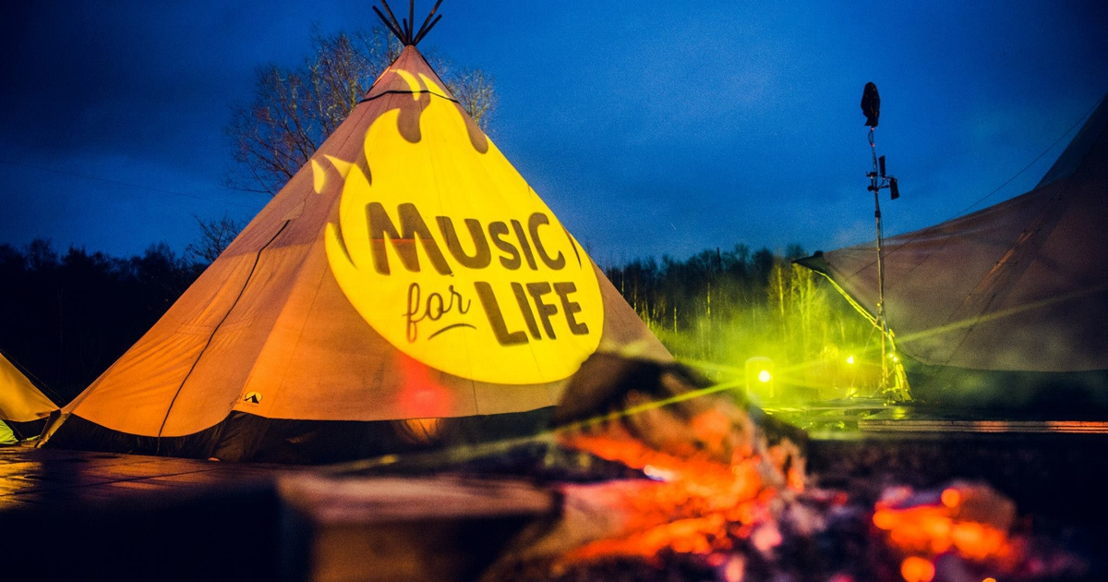 De Warmste Camping van Music For Life