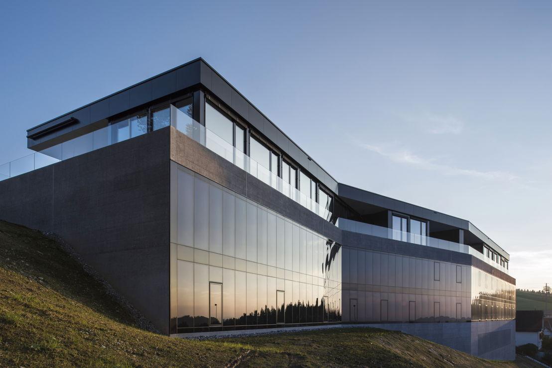 New product SageGlass VARIO at Speicher<br/>Switzerland<br/>copyright ©SageGlass / Adrien Barakat