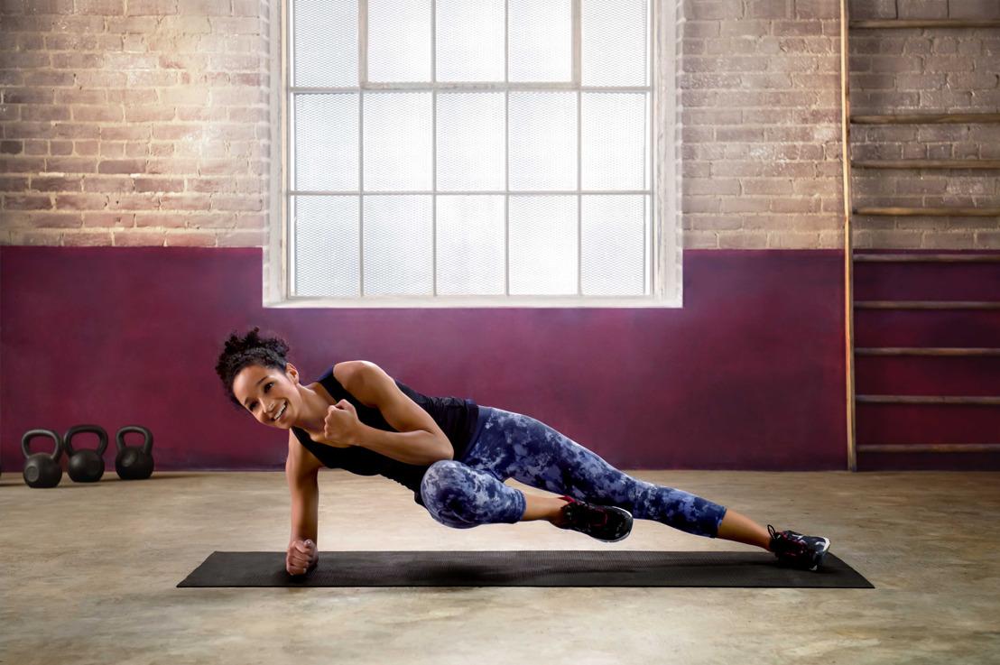 Le fitness et la forme grâce à la collection 'Shape+' de DOMYOS de DECATHLON