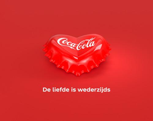FamousGrey viert grote liefde tussen Coca-Cola en alle Belgen