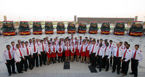 Hop-on and experience Dubai with dnata and City Sightseeing