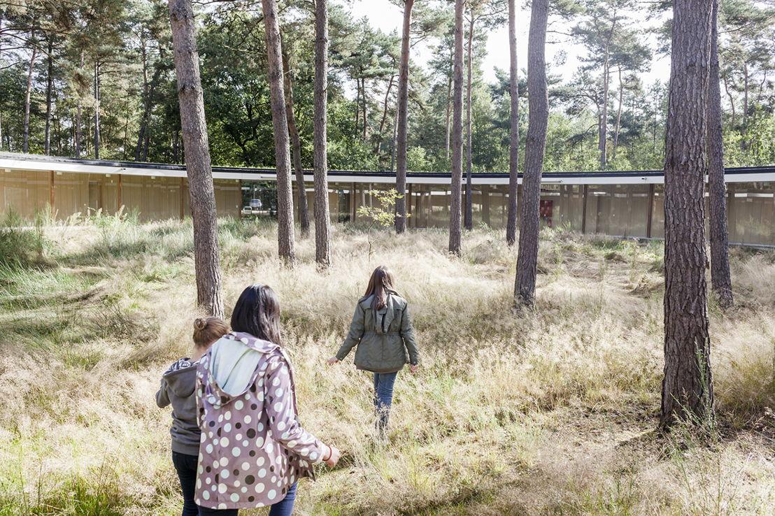 Hostel Wadi Kasterlee - Studio Secchi Vigano (c) Frederik Buyckx