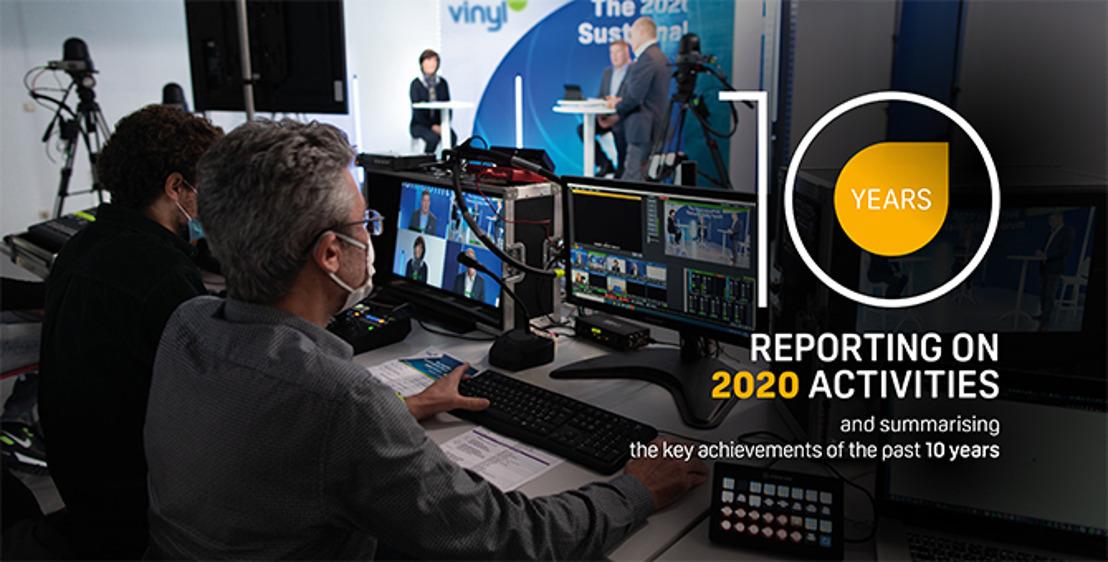 VinylPlus®: Marking 20 Years of Progress Towards #CIRCULARVINYL