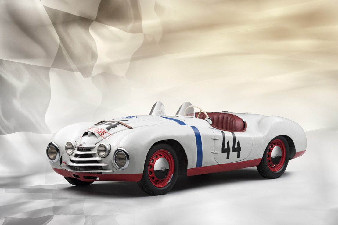 70 years ago today: ŠKODA's only start in the famous 24 Hours of Le Mans
