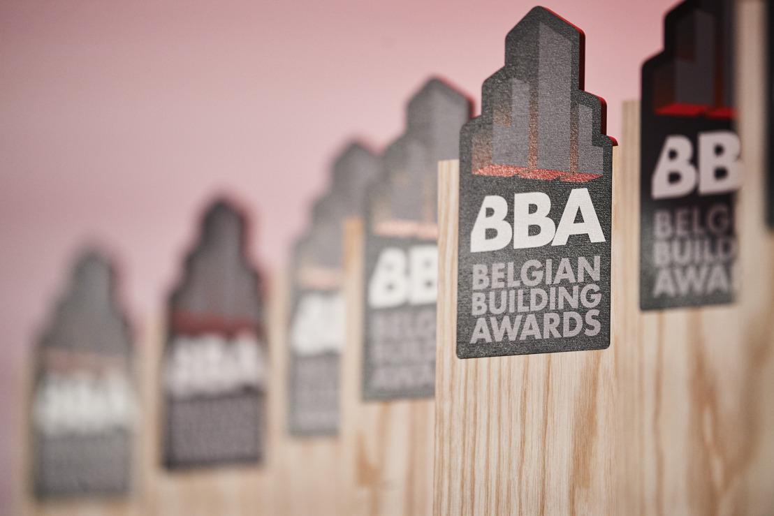 Les grands gagnants des Belgian Building Awards ont été annoncés à BATIBOUW