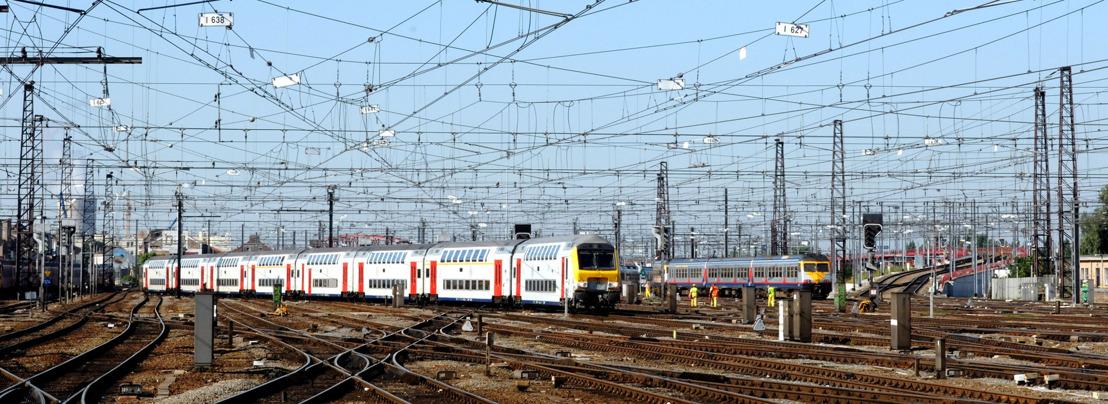 NMBS breidt vanaf december haar treinaanbod in Vlaams-Brabant uit