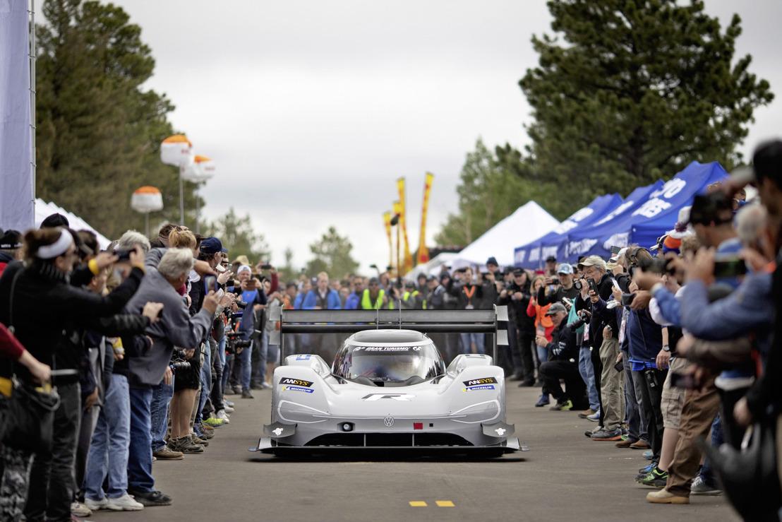 VoIkswagen I.D. R Pikes Peak apuesta por más récords en Goodwood