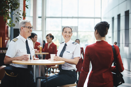 Cathay Pacific announces 13th month staff bonus