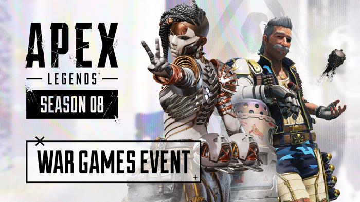 Découvrez des modes de jeu inédits pendant l'événement de collection Jeux de guerre d'Apex Legends