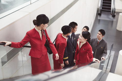 Cathay Pacific statement on cabin crew retirement age