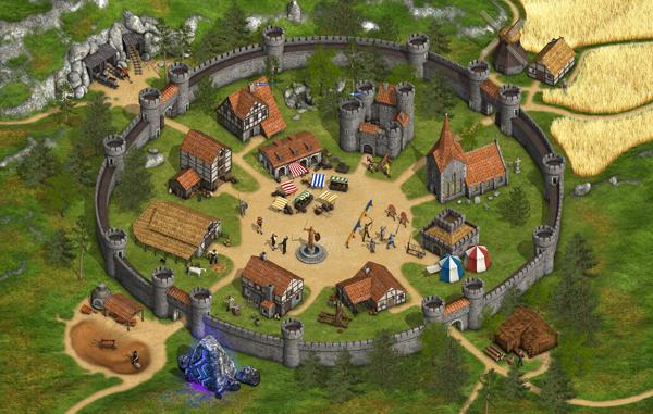 Tribal Wars Rune Wars 2