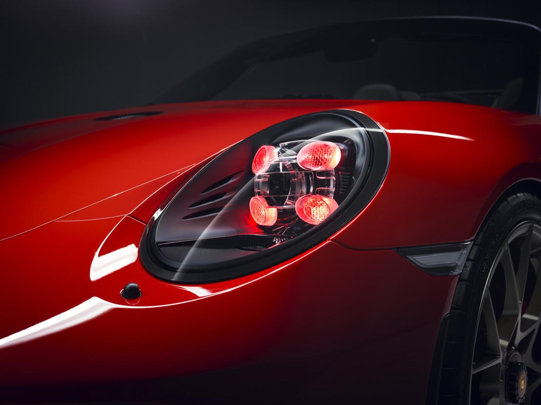 Porsche confirmó en París que producirá el nuevo 911 Speedster