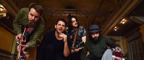 NAVE & THE GHOST COLLECTORS : Premier album éponyme disponible le 4 décembre