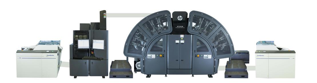 HP allie qualité et compétitivité avec son modèle HP PageWide Web Press T235 HD