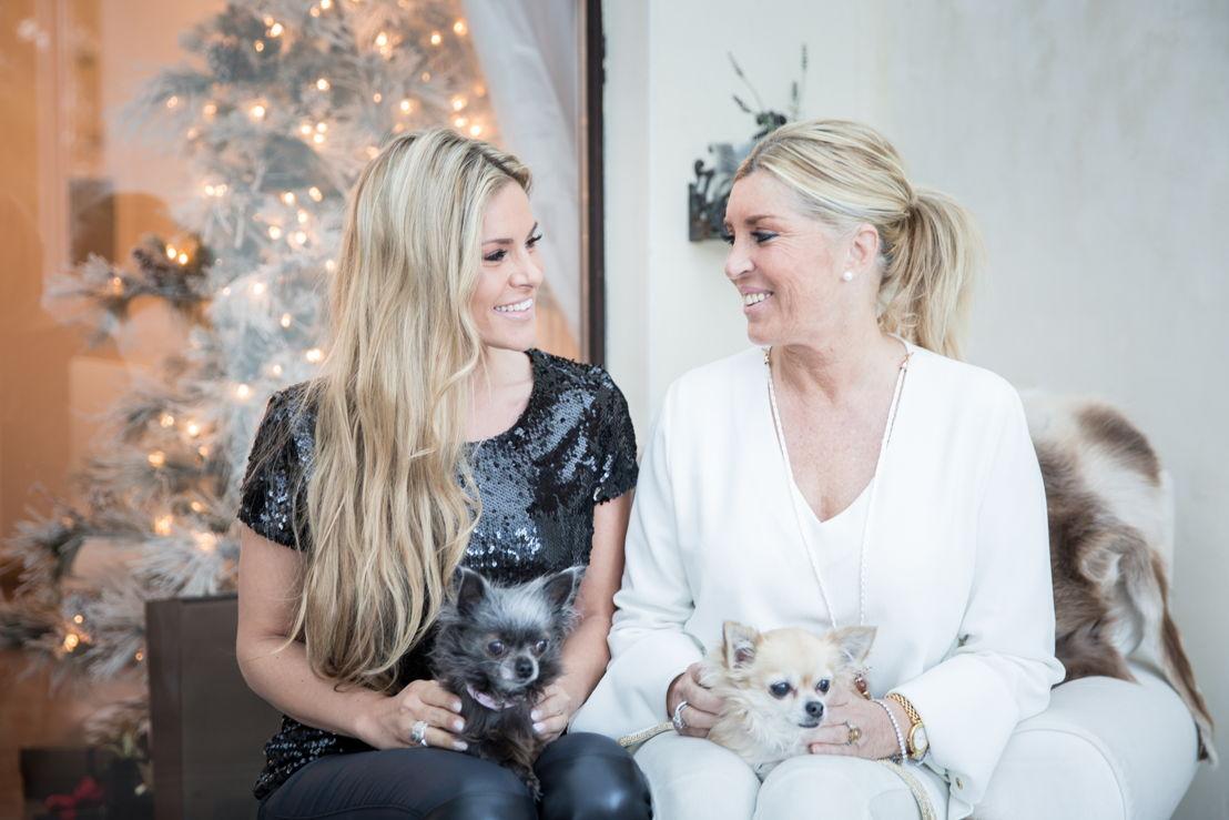 Melissa en Yolande