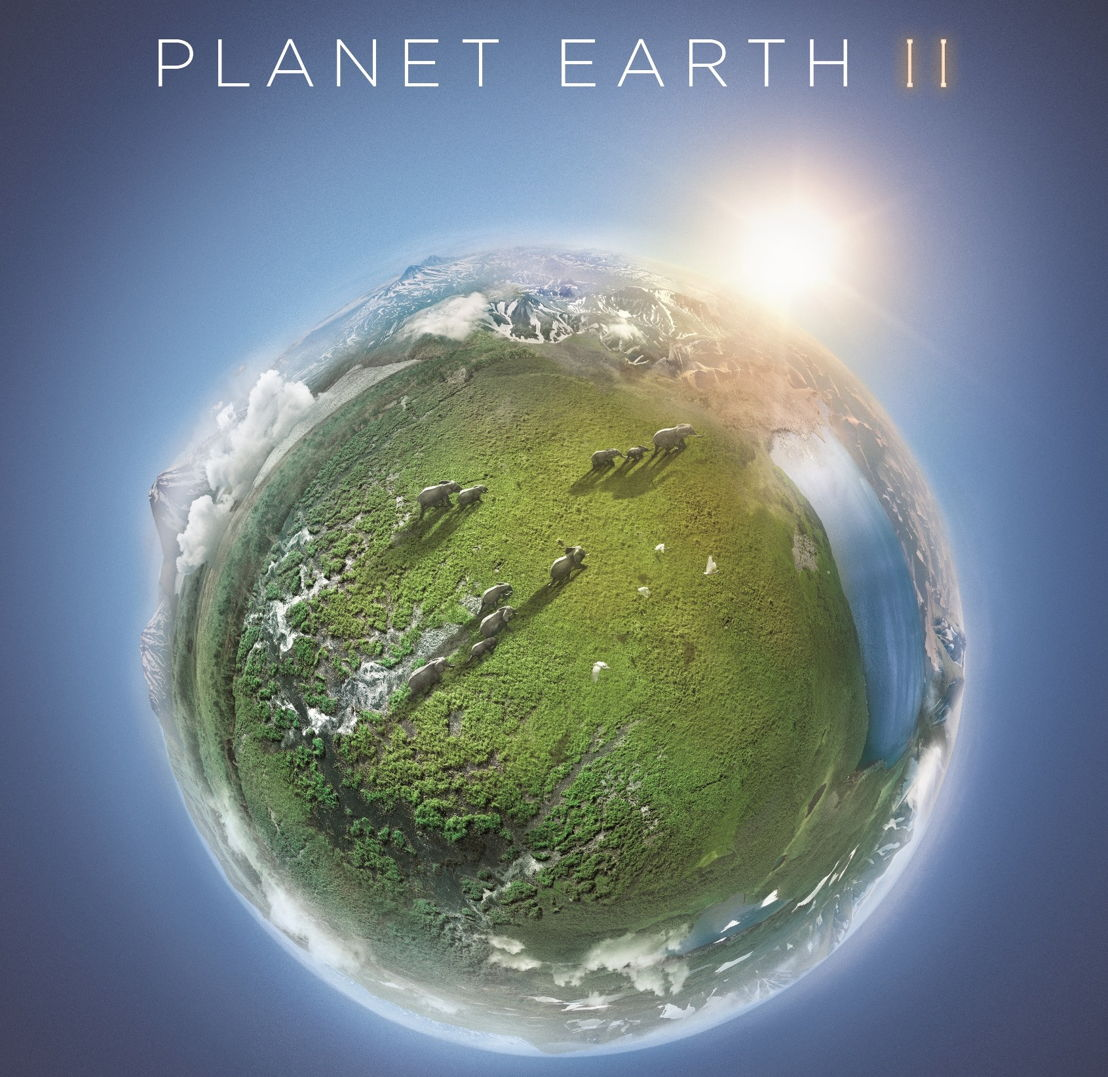 Planet Earth II - Logo - (c) BBC