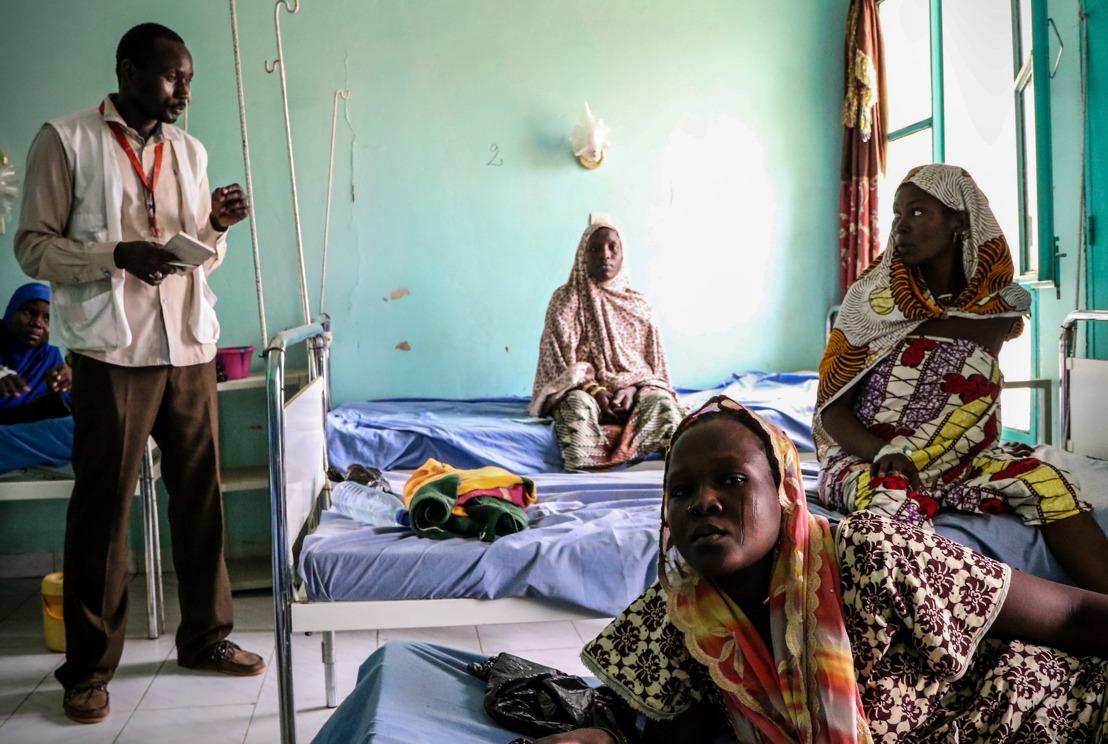 Epidémie d'hépatite E à Diffa : 876 cas suspects, dont 186 femmes enceintes hospitalisées