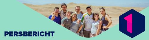 Nieuw seizoen Down the road: zes nieuwe reisgenoten beleven met Dieter Coppens avonturen in Spanje en Marokko
