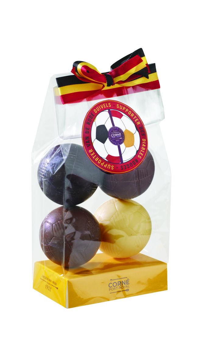 Corné Port-Royal - Chocolade voetballen - €48/kg