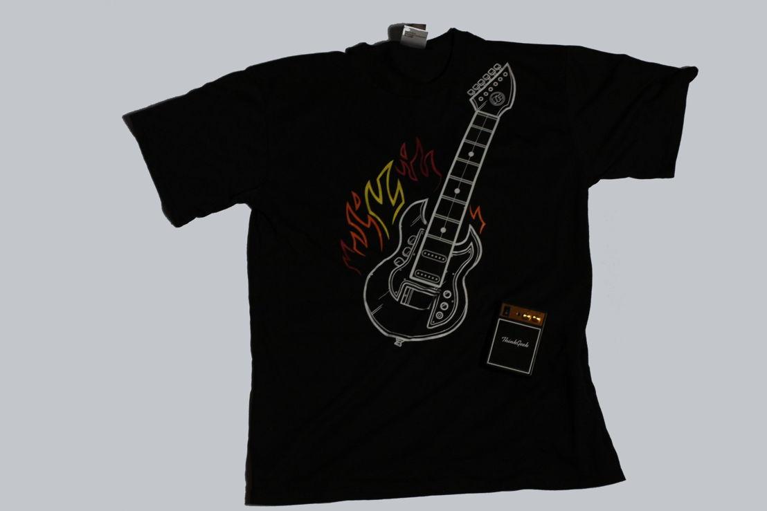 De shirts van Scheire