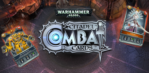 Flaregames forges partnership with Well Played Games and Games Workshop to bring Citadel Combat Cards to mobile on November 22nd