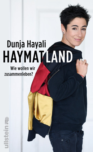 """Einladung zur Lesung: Dunja Hayali über ihr """"Heymatland"""" – und die Frage, wie wir zusammenleben"""