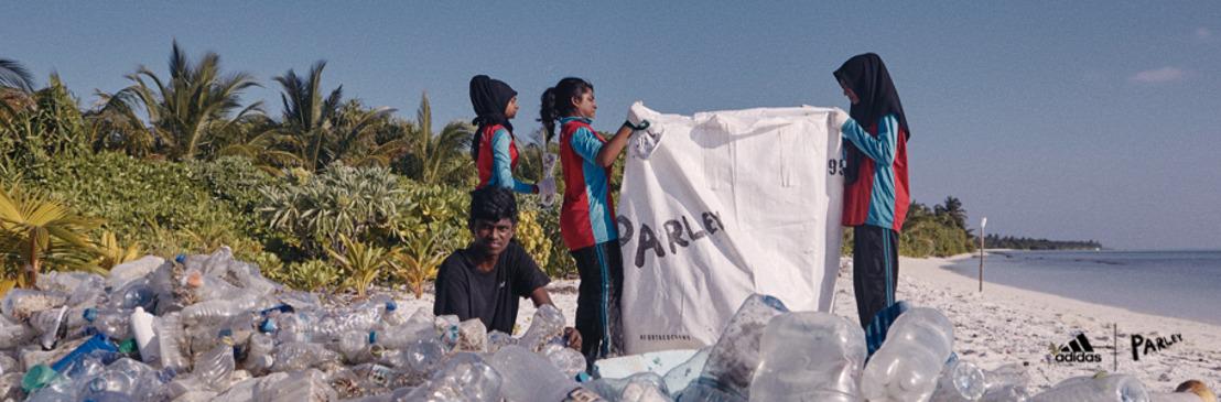 adidas anuncia la siguiente fase en la lucha por los océanos contra la contaminación plástica marina