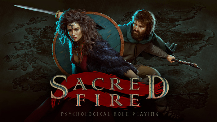 'The Witcher' Star Featured in First Demo for Sacred Fire - Psychological RPG at Steam Next Fest