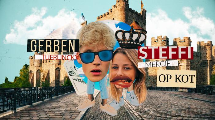 Populair TikTok-koppel Steffi en Gerben geeft inkijk in hun kotleven op VTM GO