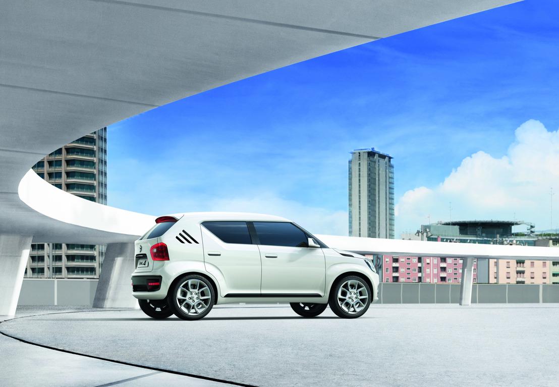 Suzuki op 85ste Autosalon van Genève