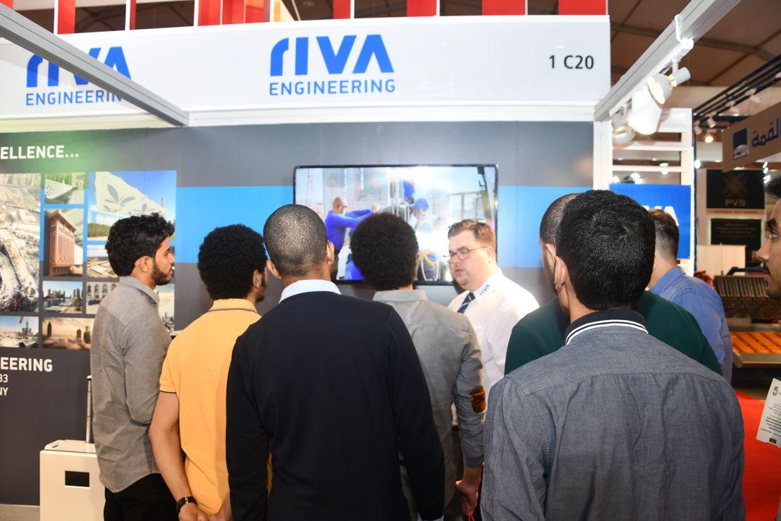 RIVA at The Big 5 Saudi 2018