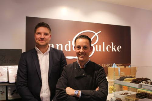 Vandenbulcke Chocolatier vernieuwt met Daikin
