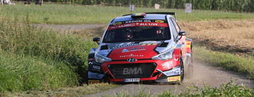 Renties Ypres Rally Belgium - Review