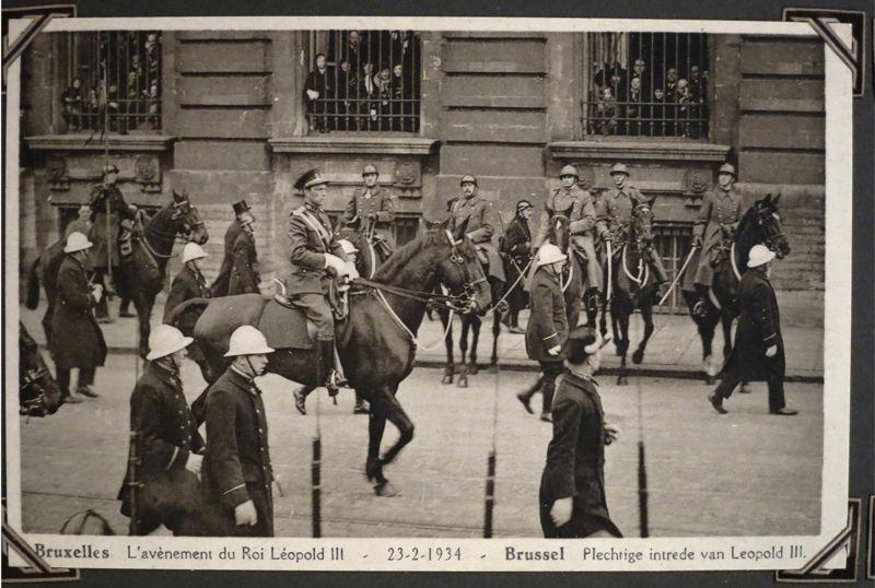 Fotocollectie Belgisch koningshuis