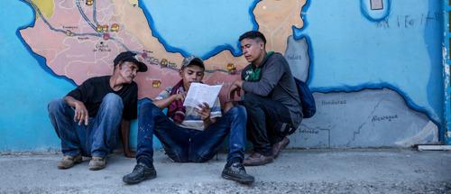 Las restricciones de EEUU para obtener asilo agravan la crisis humanitaria en la frontera con México