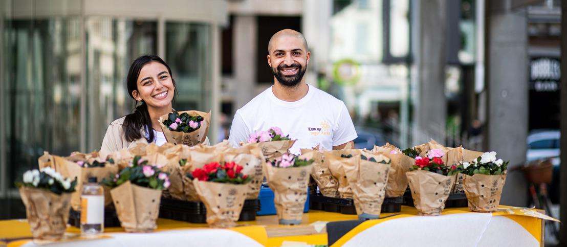 328.697 azalea's verkocht tijdens 27e Plantjesweekend voor Kom op tegen Kanker