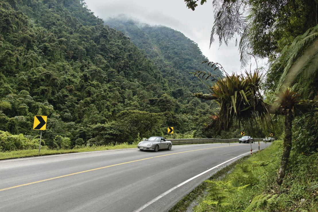 Recorriendo los bosques andinos de Ecuador
