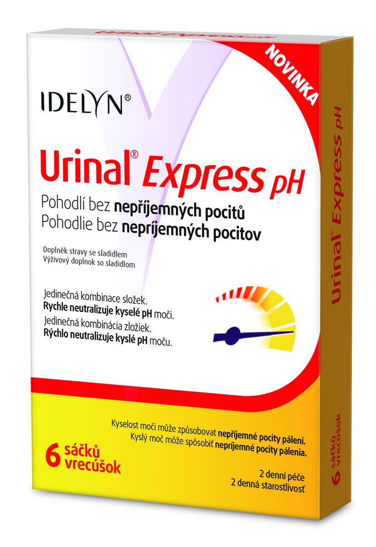 Urinal Express pH