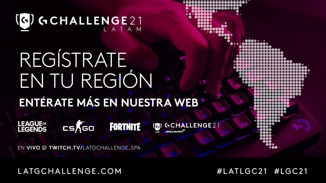 ¡Las inscripciones al Logitech G Challenge están por terminar!