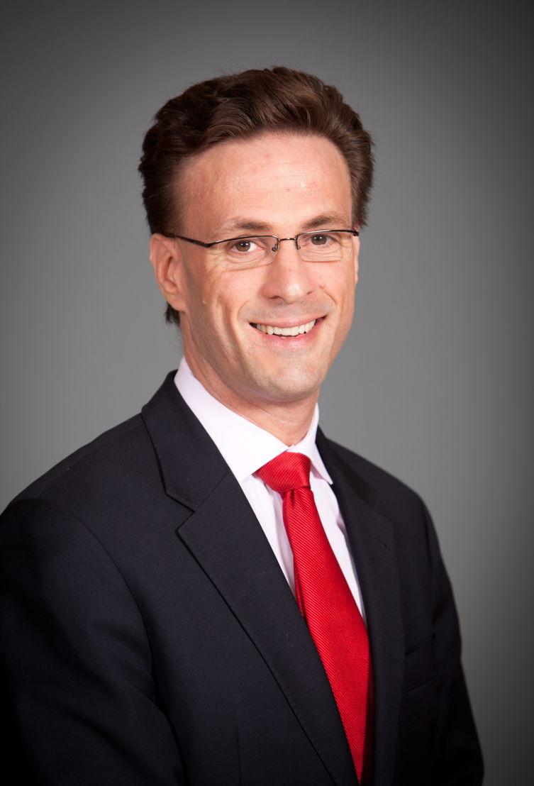 Grégoire Dallemagne, CEO