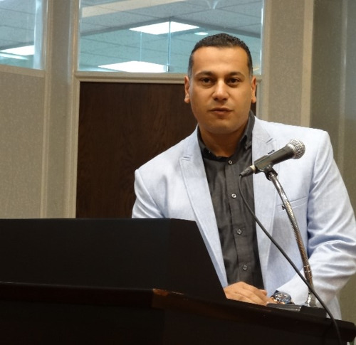 SPEAKER INTERVIEW: DR. HOSSAM SAMIR IBRAHIM