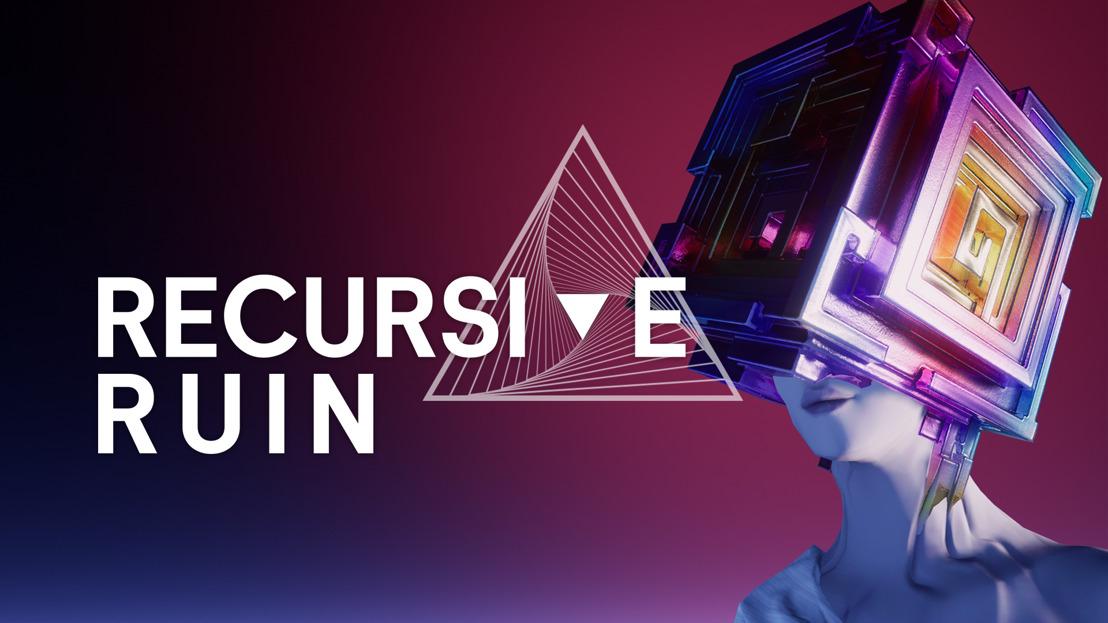 Kaleidoscopic Puzzle Game Recursive Ruin Announced at The Escapist Indie Showcase 2021