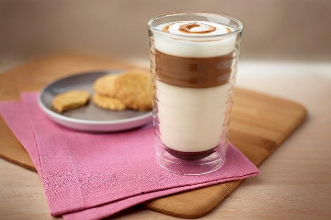 De zachtheid van een Espresso met witte chocolade of de tederheid van een Latte Macchiato met crème brûlée?