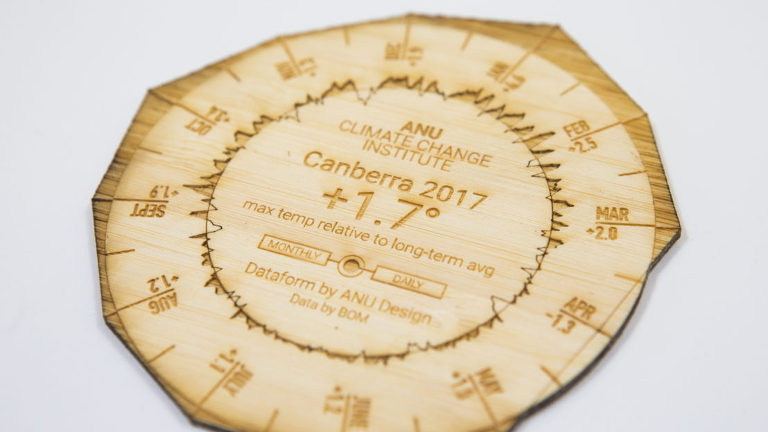 One of the climate coasters