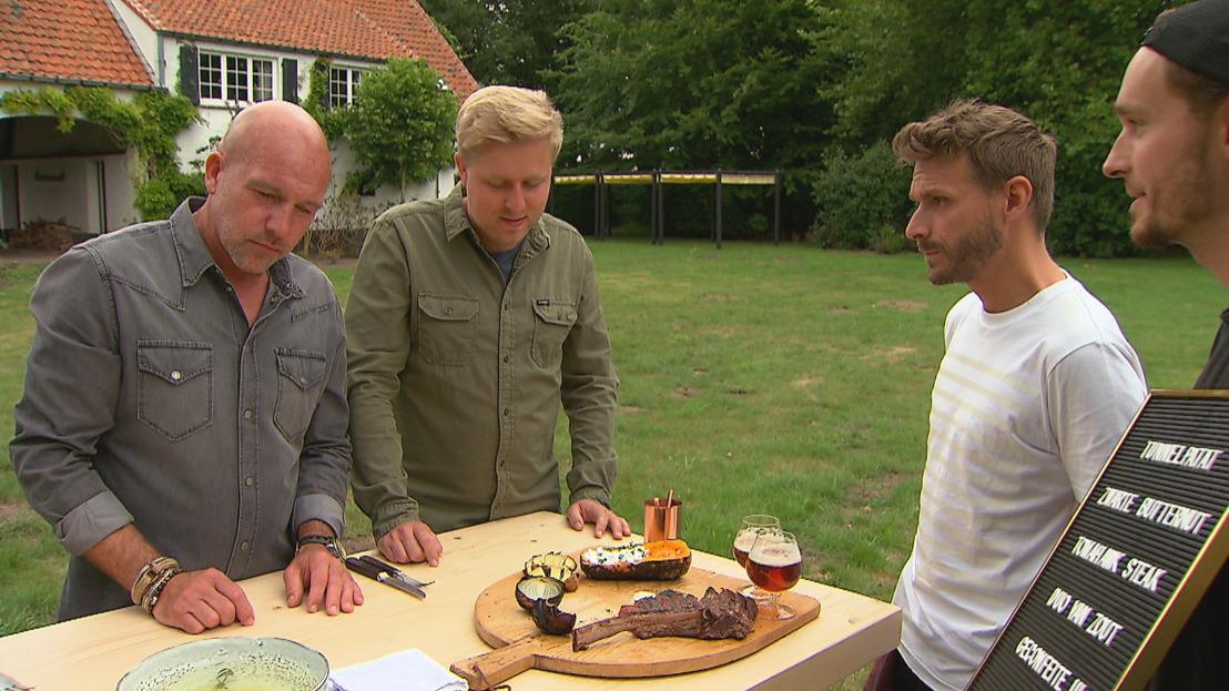 30 ambitieuze BBQ-duo's worden op de rooster gelegd door Seppe Nobels en Peter De Clercq