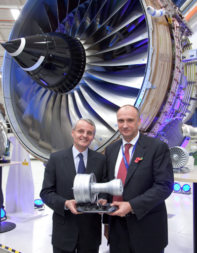Cathay Pacific takes delivery of Rolls-Royce's 1,000th Trent 700 engine